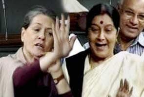 Want to clean Yamuna? Make it pass through Rae Bareli, says Sushma Swaraj