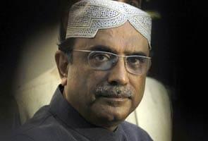 President  Asif Ali Zardari dismisses US opposition to Iran-Pak pipeline project