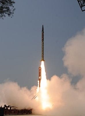 Nuclear capable Agni-II missile successfully test-fired