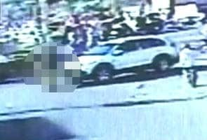 Why is my party being targetted, asks politician whose son ran over little girl