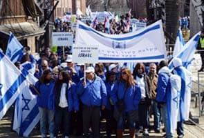 Holocaust dead honoured in Auschwitz march