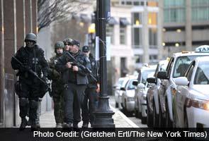 Boston combs mile-square crime scene after blasts