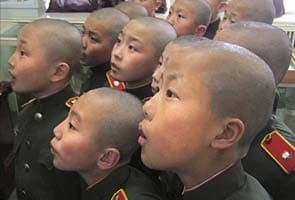 Young North Koreans train to seek 'revenge on US'