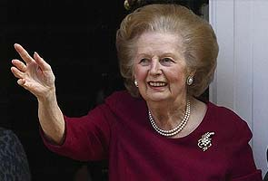 New book on Margaret Thatcher sheds light on softer side of Iron Lady