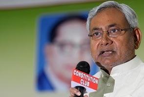 Nitish Kumar's latest swipe at Narendra Modi involves Gujarat riots