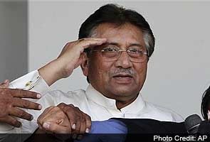 Pervez Musharraf files appeal against rejection of his nomination