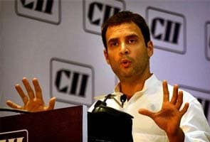 Rahul Gandhi to India Inc at CII meet: Don't give power to one person, give it to a billion