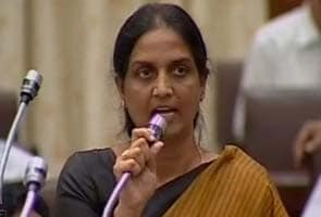 Andhra Pradesh Home Minister, accused of graft, stays for now