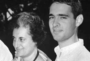 WikiLeaks: How Sanjay Gandhi positioned himself for India's 'top job'