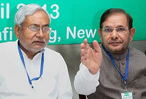 Sharad Yadav all set to be JD(U) chief for a third time