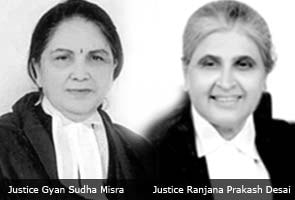 For the first time, all women bench in Supreme Court today