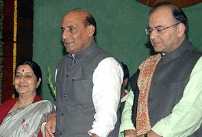 Emergency landing for plane with BJP's top leaders
