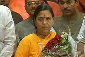 Who is Uma Bharti?
