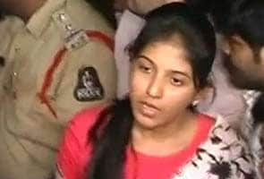'Missing' Southern actress Anjali appears before police