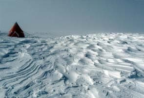 Antarctic summer ice melting 10 times faster: report