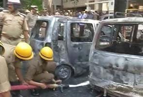 Bangalore: Blast near BJP office, 16 people injured