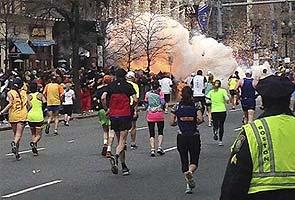 Boston Marathon blasts suspect identified on surveillance video, no arrest yet