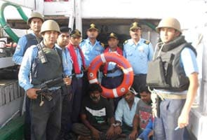 Ship with banned sat phone intercepted, crew arrested