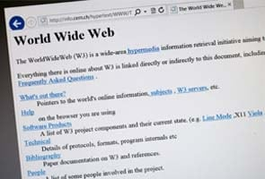 20 years on, world's first web page to be reborn