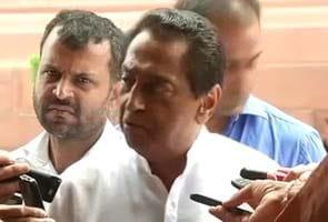 Parliament logjam: Kamal Nath to meet Sushma Swaraj today; BJP blames govt for impasse