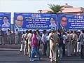 Mayawati, Akhilesh hoardings for Ambedkar Jayanti removed in Lucknow