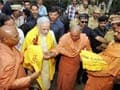 Narendra Modi: 'Political untouchability an increasing evil'