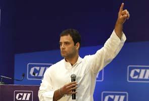 India is a 'beehive', Rahul Gandhi tells India Inc.