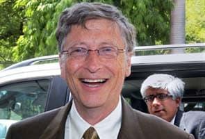 Bill Gates makes hush-hush visits to firms in Andhra Pradesh