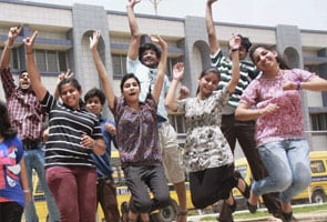 CBSE class XII results: Delhi boy among toppers