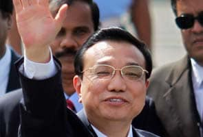 Chinese Premier Li Keqiang arrives in India to hold talks with PM