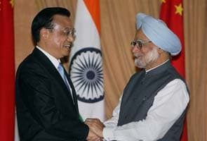 China offers India a 'handshake across the Himalayas'