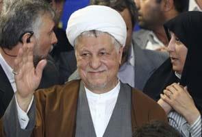 Iran's Akbar Hashemi Rafsanjani barred from standing for president