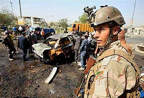 Bombings kill 27 in surging Iraqi violence