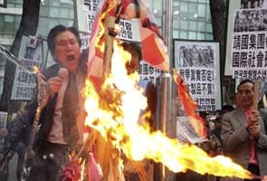 Japan pulls back on denials of World War II sex slavery