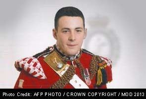 Soldier killed in London had served in Afghanistan