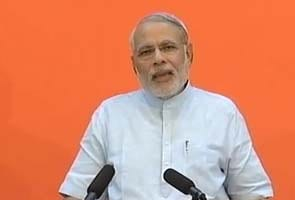 Narendra Modi addresses Indian diaspora in US: highlights