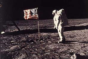 Lost Apollo 11 Moon dust found in dusty storage