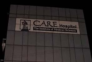 Two weeks apart, two little girls, raped, brought to this hospital