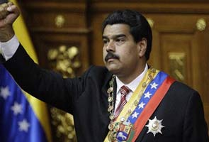 Venezuela's Nicolas Maduro blasts 'devil' Barack Obama