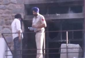 Burnt body found inside Panjab University hostel