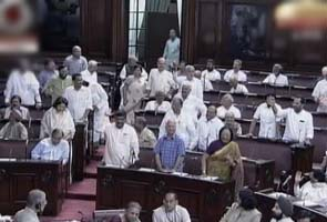 Congress pushes for Food Security Bill, BJP stalls Parliament