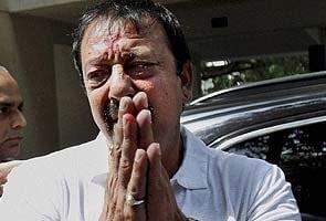 Sanjay Dutt is qaidi number 16656 at Pune's Yerwada jail