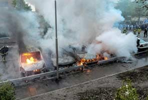 Sweden riots: Cars, schools torched in Stockholm as violence continues for fifth day
