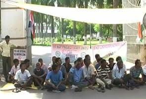 Trinamool Congress protest delays exams at IIT Kharagpur