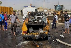 Bombings, clashes kill 11 in Iraq wave of violence