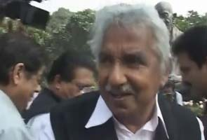 Kerala Chief Minister Oommen Chandy rules out cabinet reshuffle