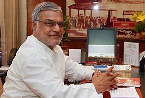 CP Joshi takes additional charge of Railway Ministry