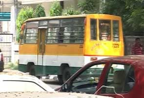 Delhi: School bus driver allegedly showed children porn clips, arrested