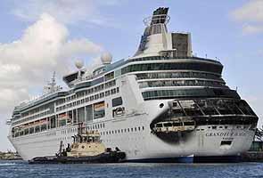 Fire on Royal Caribbean cruise ship on way to Bahamas, no casualties
