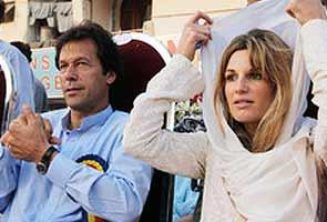 Imran Khan's former wife Jemima praises party's good showing in Pakistan polls